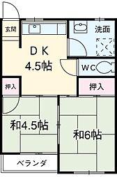 浅間町駅 4.2万円