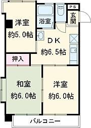 下小田井駅 5.4万円