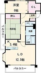 下小田井駅 7.4万円