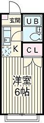 【敷金礼金0円!】コーポ竹之内A
