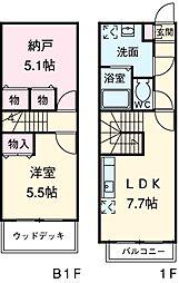 大岡山駅 15.4万円