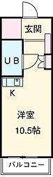 近鉄富田駅 3.5万円