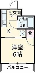 一ツ木駅 2.8万円