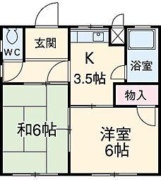 碧海古井駅 3.7万円