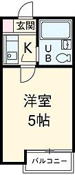 新丸子駅 5.3万円