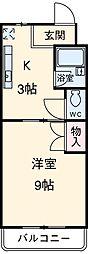 桜木駅 2.5万円