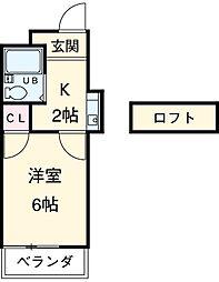 岩塚駅 3.5万円