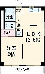 大森・金城学院前駅 4.5万円