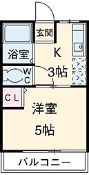 大森・金城学院前駅 3.1万円