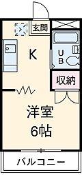 妙音通駅 3.6万円