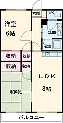 鹿沼駅 3.3万円