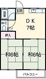 鶴里駅 3.3万円