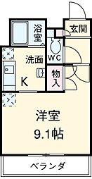 南大高駅 4.5万円