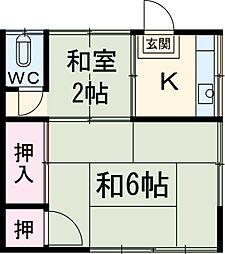 立川駅 2.3万円