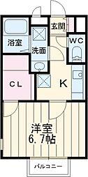 東大和市駅 4.7万円