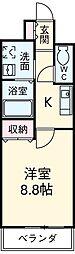 梅坪駅 5.3万円