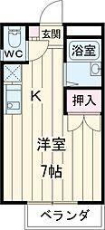 南桜井駅 3.3万円