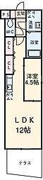 葭川公園駅 7.8万円