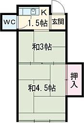 押上駅 4.5万円