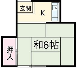 国立駅 2.0万円