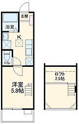 豊田駅 6.0万円