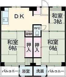 【敷金礼金0円!】ビレッジハウス小比企