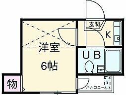 綱島駅 4.6万円
