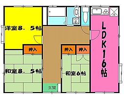 浜野駅 14.0万円