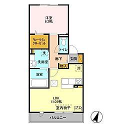 榎戸駅 6.1万円