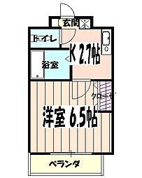 船橋駅 6.2万円