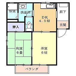 中村公園駅 4.2万円