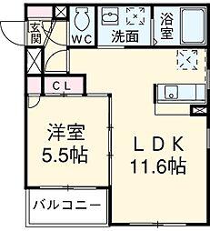東枇杷島駅 6.3万円