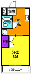 掛川駅 2.5万円