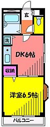 本八幡駅 6.6万円