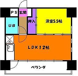 上挙母駅 4.6万円