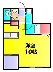 雀宮駅 4.3万円
