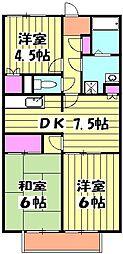 東武野田線 梅郷駅 徒歩12分