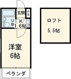 ジュネパレス新松戸第01