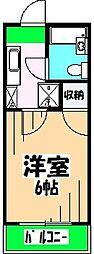 新京成電鉄 二和向台駅 徒歩10分