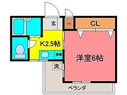 上社駅 3.2万円