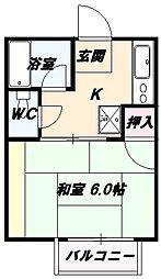 藤が丘駅 2.5万円