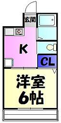 西千葉駅 4.1万円