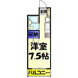西千葉駅 5.1万円