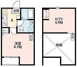 千葉寺駅 5.4万円