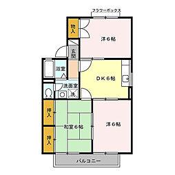 石刀駅 4.5万円