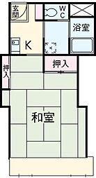 弁天島駅 2.8万円