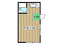 地下鉄成増駅 3.5万円