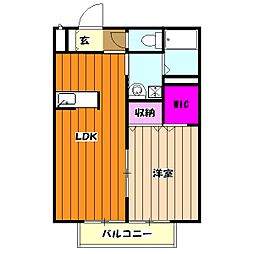 榎戸駅 4.8万円