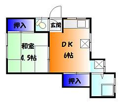 二俣川駅 4.0万円