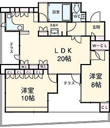 高岳駅 27.0万円